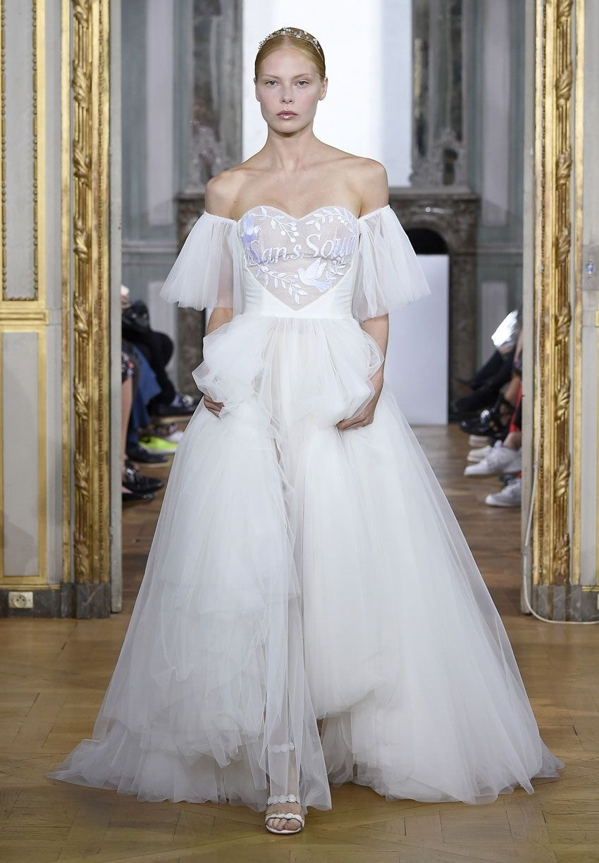 13 Großartig Brautmoden Kleider für 2019Formal Elegant Brautmoden Kleider Design