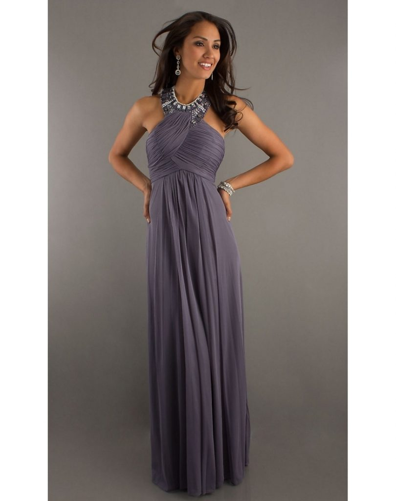8 Cool Abendkleid Neckholder Design - Abendkleid