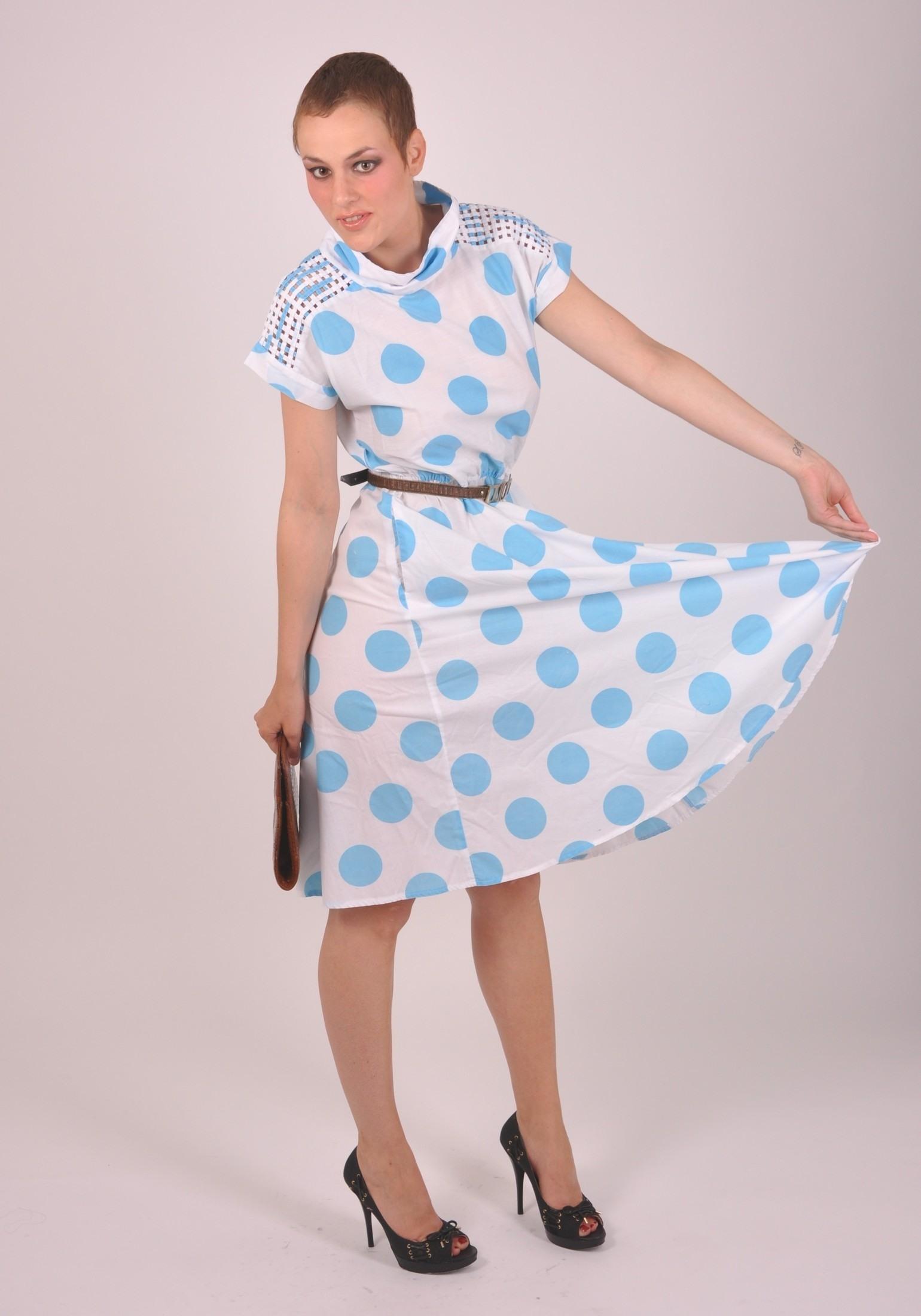 17 Kreativ Kleid Blau Punkte GalerieFormal Erstaunlich Kleid Blau Punkte Stylish