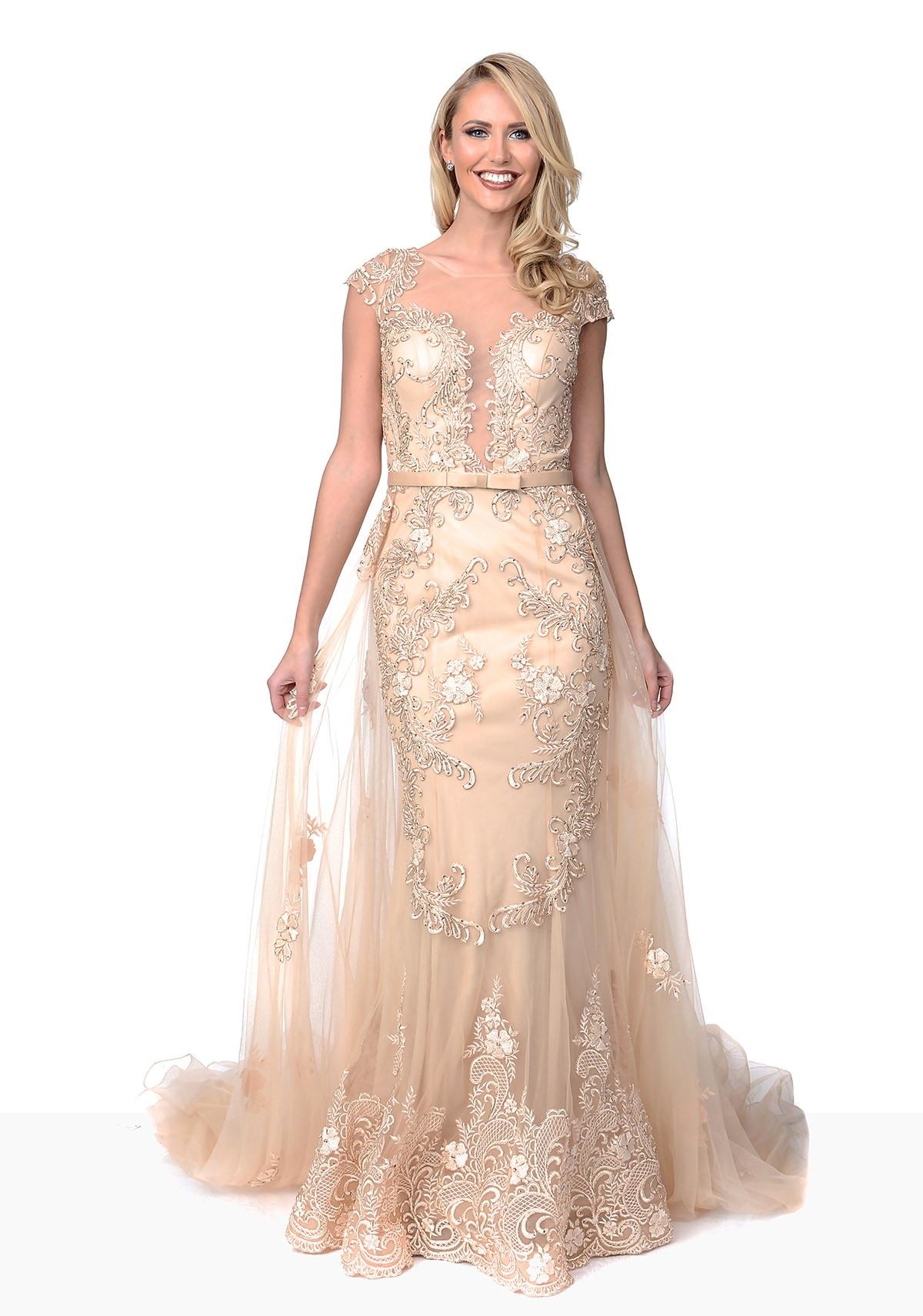 Formal Luxus Abendkleider Ärmel13 Luxus Abendkleider Galerie