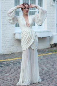 Genial Weißes Abendkleid DesignDesigner Fantastisch Weißes Abendkleid Design