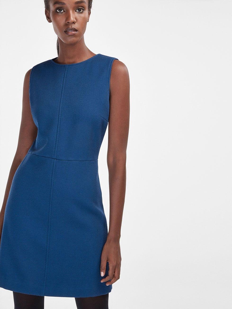 20 Schön Blaues Kleid Stylish13 Großartig Blaues Kleid Galerie