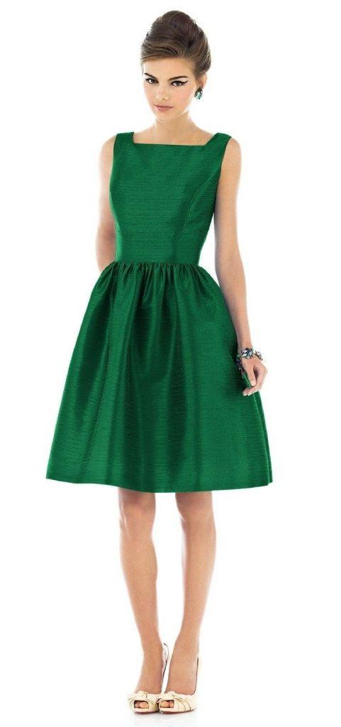 10 Erstaunlich Grunes Kleid Kurz Spezialgebiet Abendkleid