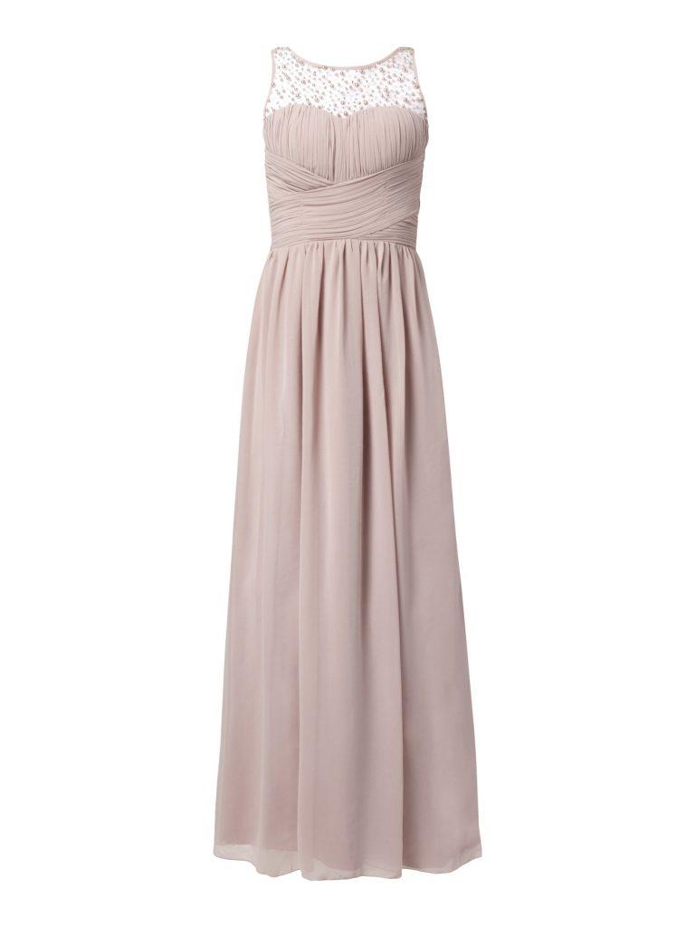 10 Erstaunlich Kleid Altrosa Spitze Spezialgebiet - Abendkleid
