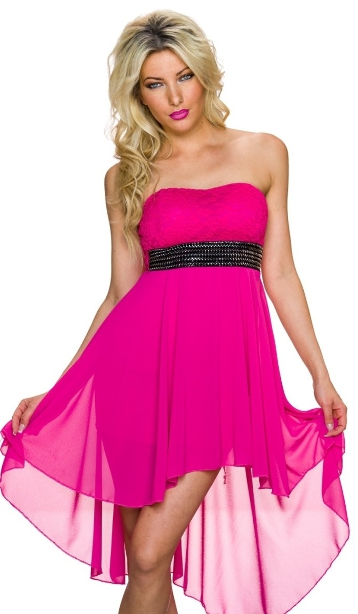 Formal Luxurius Kleid Pink Ärmel13 Einzigartig Kleid Pink Design