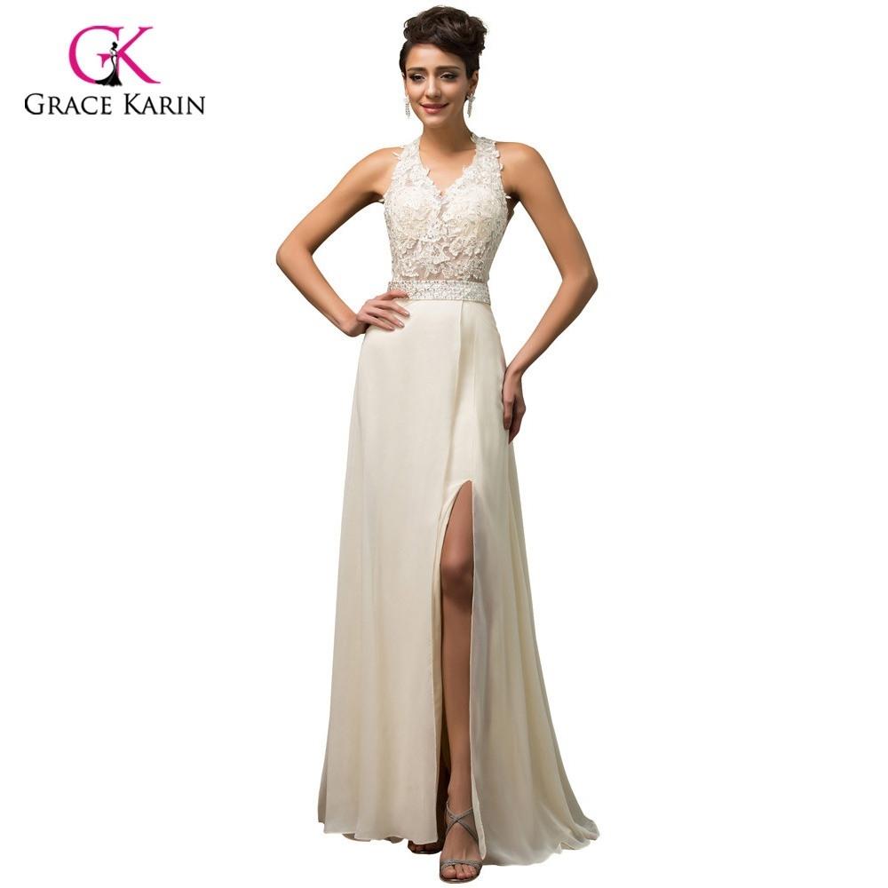 8 Genial Abendkleid Beige Lang Spezialgebiet - Abendkleid
