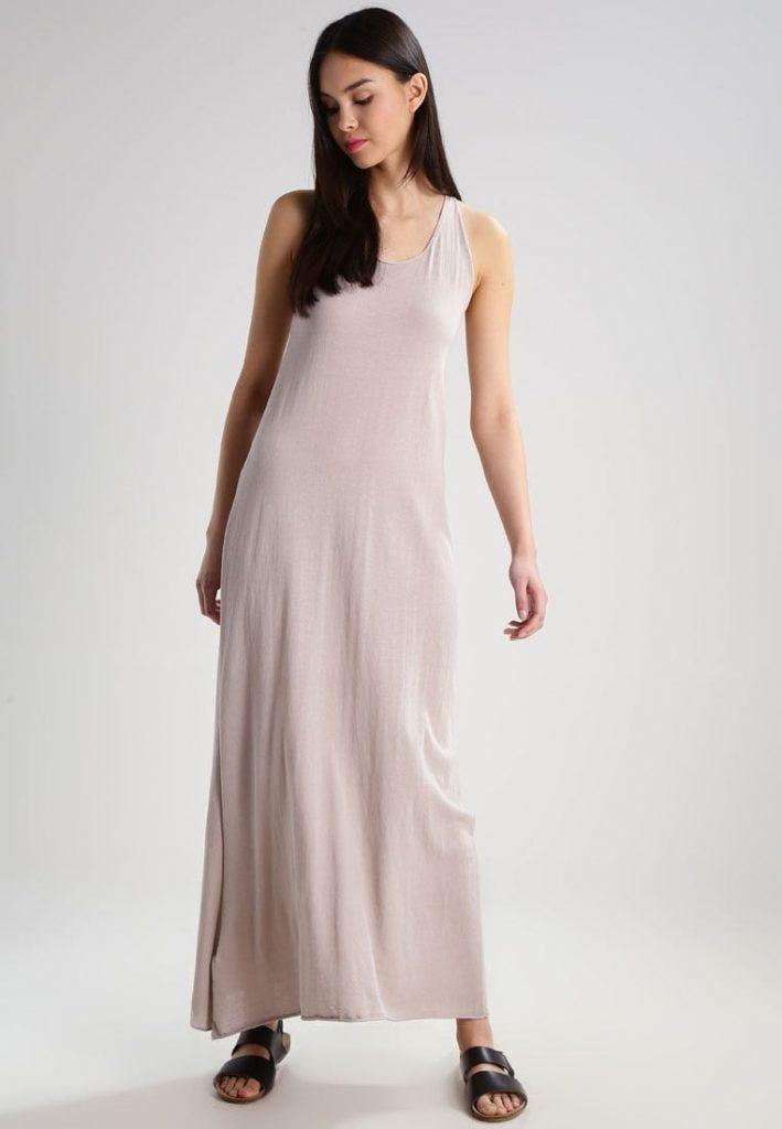 10 genial kleid beige lang stylish - abendkleid