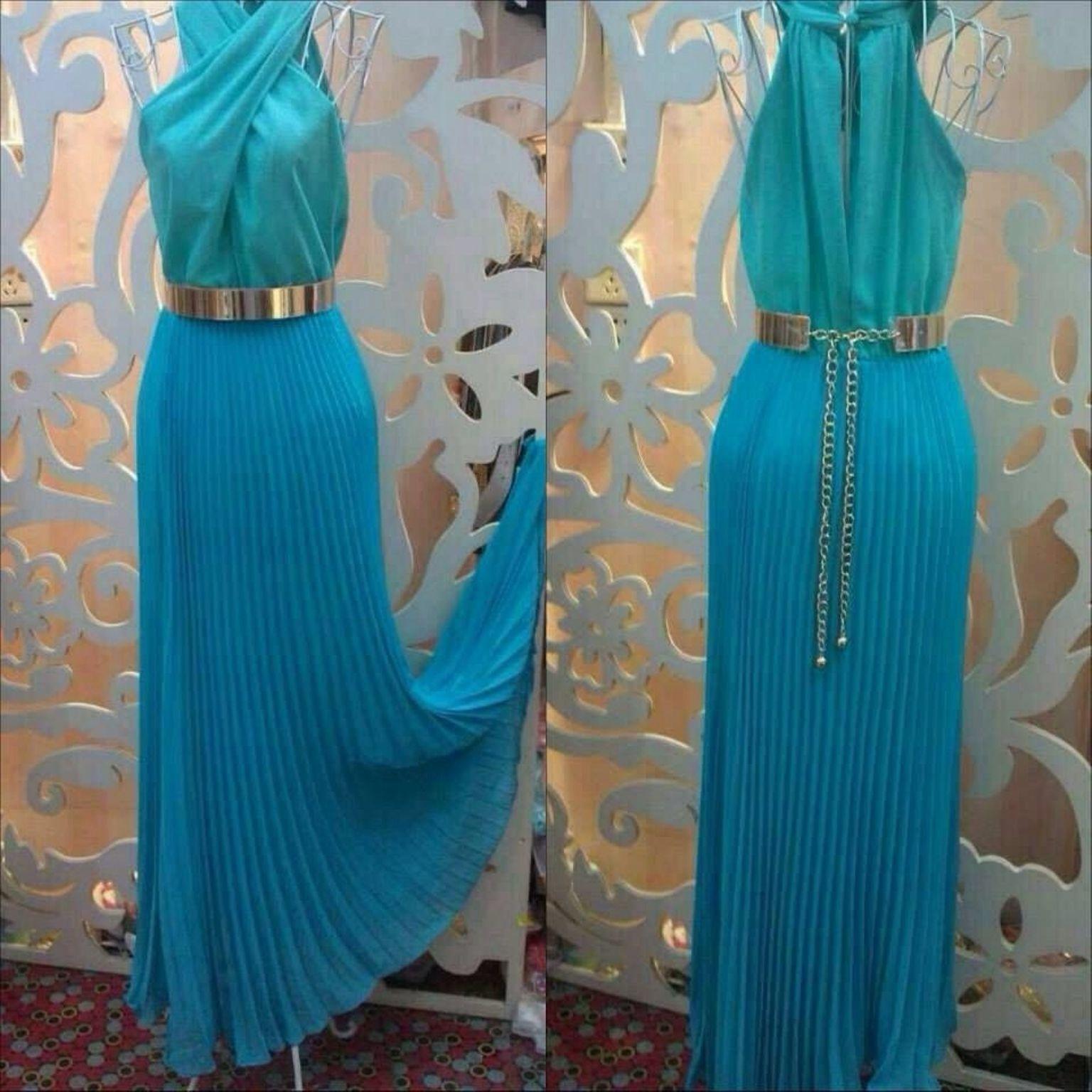10 Coolste Kleid Türkis Lang VertriebAbend Erstaunlich Kleid Türkis Lang Ärmel