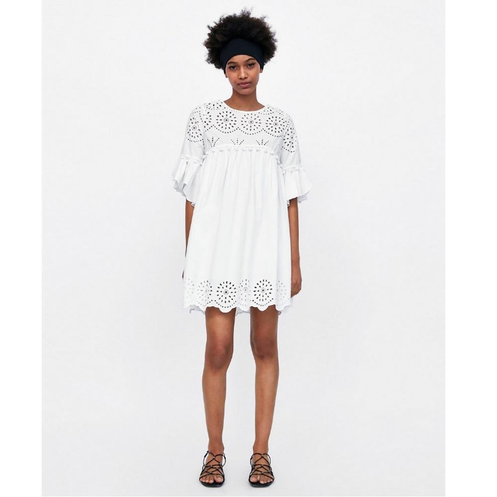 Designer Fantastisch Weißes Kleid Mit Ärmeln SpezialgebietFormal Schön Weißes Kleid Mit Ärmeln Boutique
