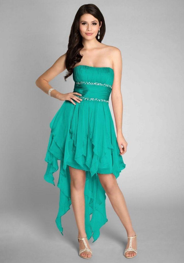 10 Großartig Kleid Türkis Kurz Boutique Abendkleid