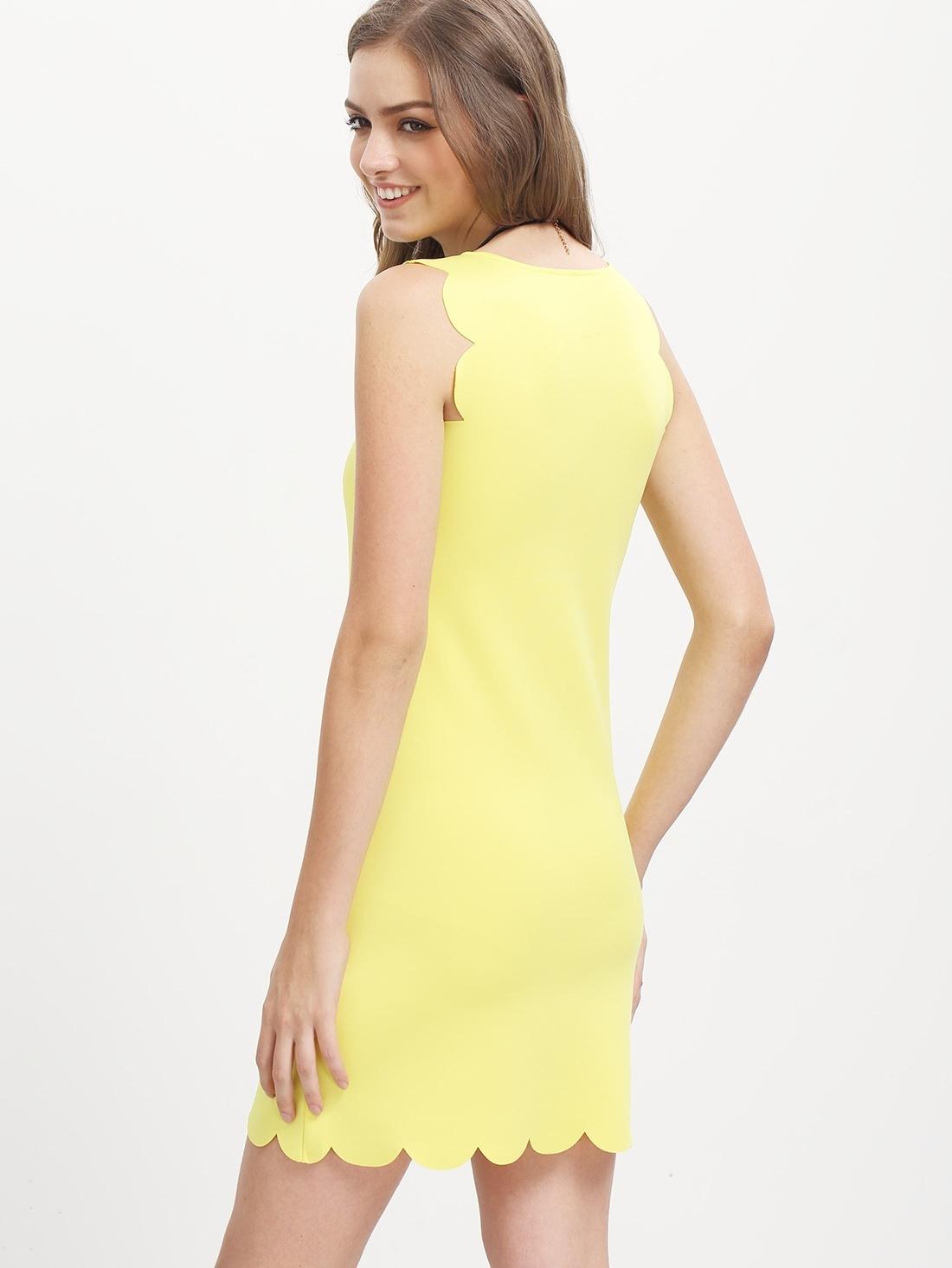 Abend Wunderbar Kleid Gelb Kurz Galerie10 Elegant Kleid Gelb Kurz für 2019