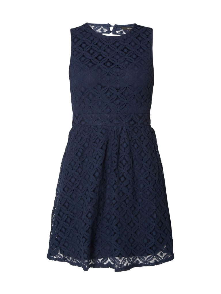 9 Luxurius Kleid Dunkelblau Spitze Galerie - Abendkleid
