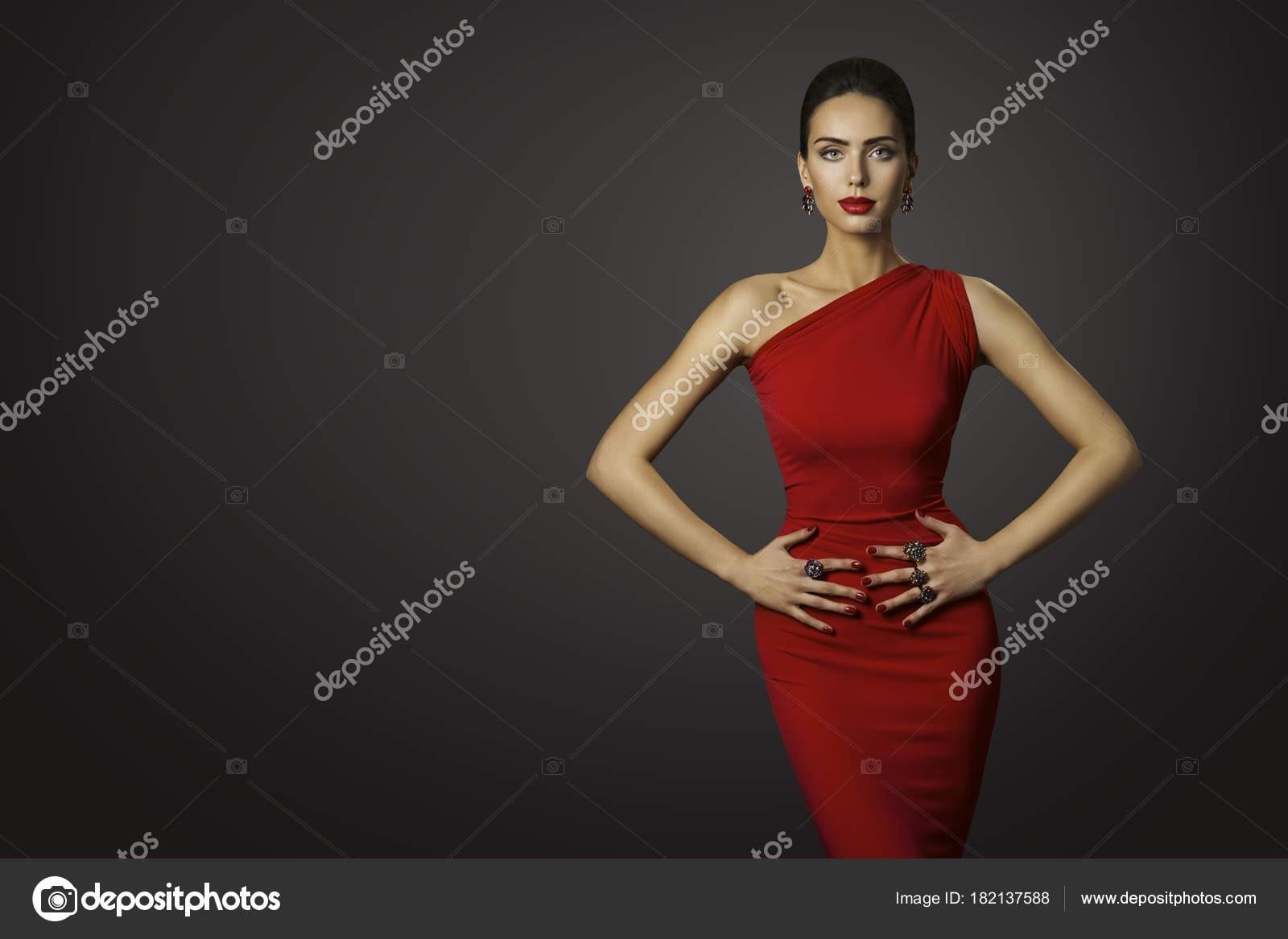 Designer Luxus Rotes Kleid Elegant SpezialgebietFormal Elegant Rotes Kleid Elegant für 2019