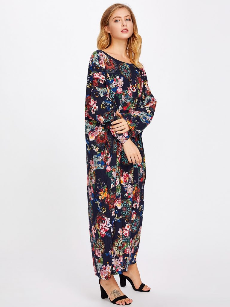 14 Luxus Langarm Kleider Maxi Spezialgebiet - Abendkleid
