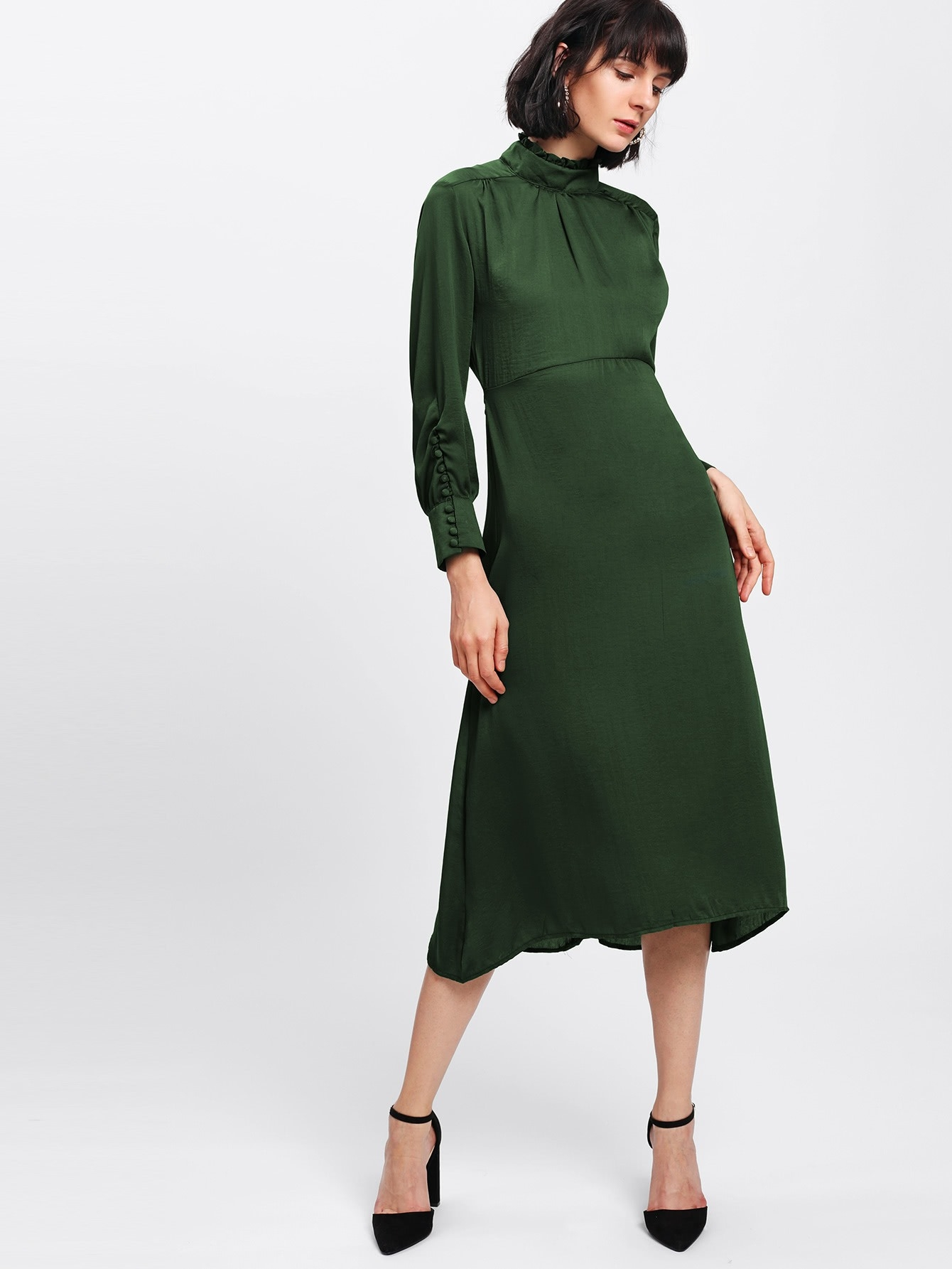 10 perfekt elegante kleider midi Ärmel - abendkleid
