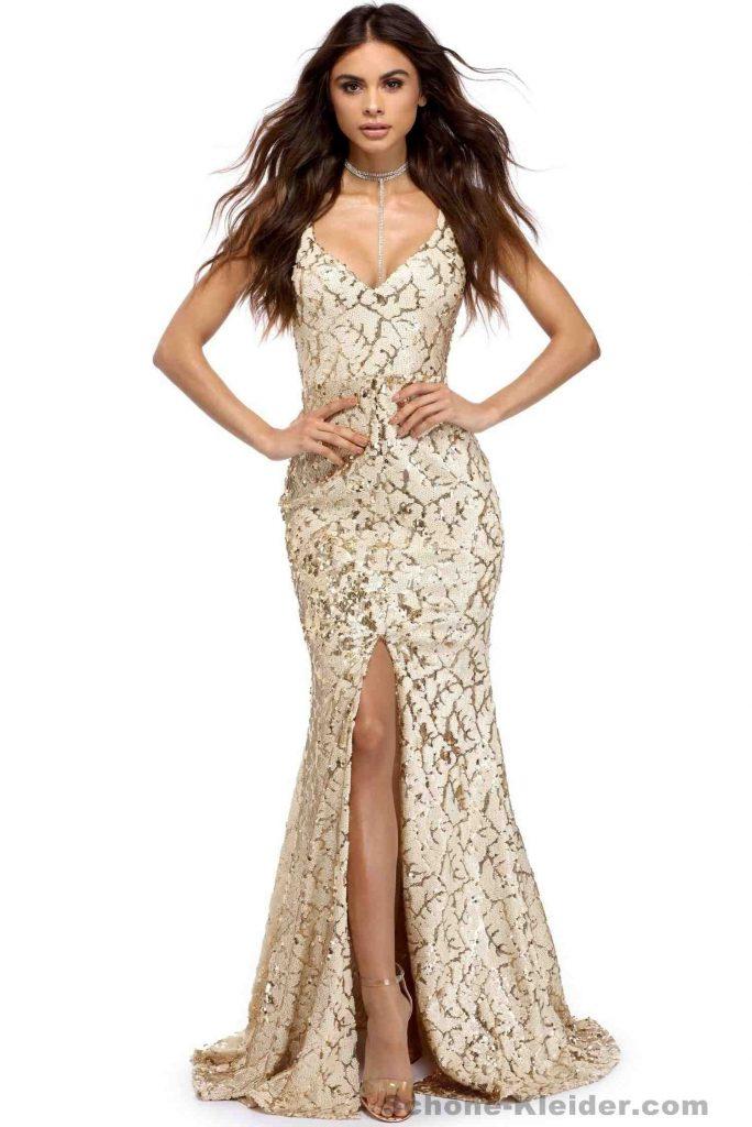 Formal Perfekt Elegante Lange Abendkleider Kleider ...