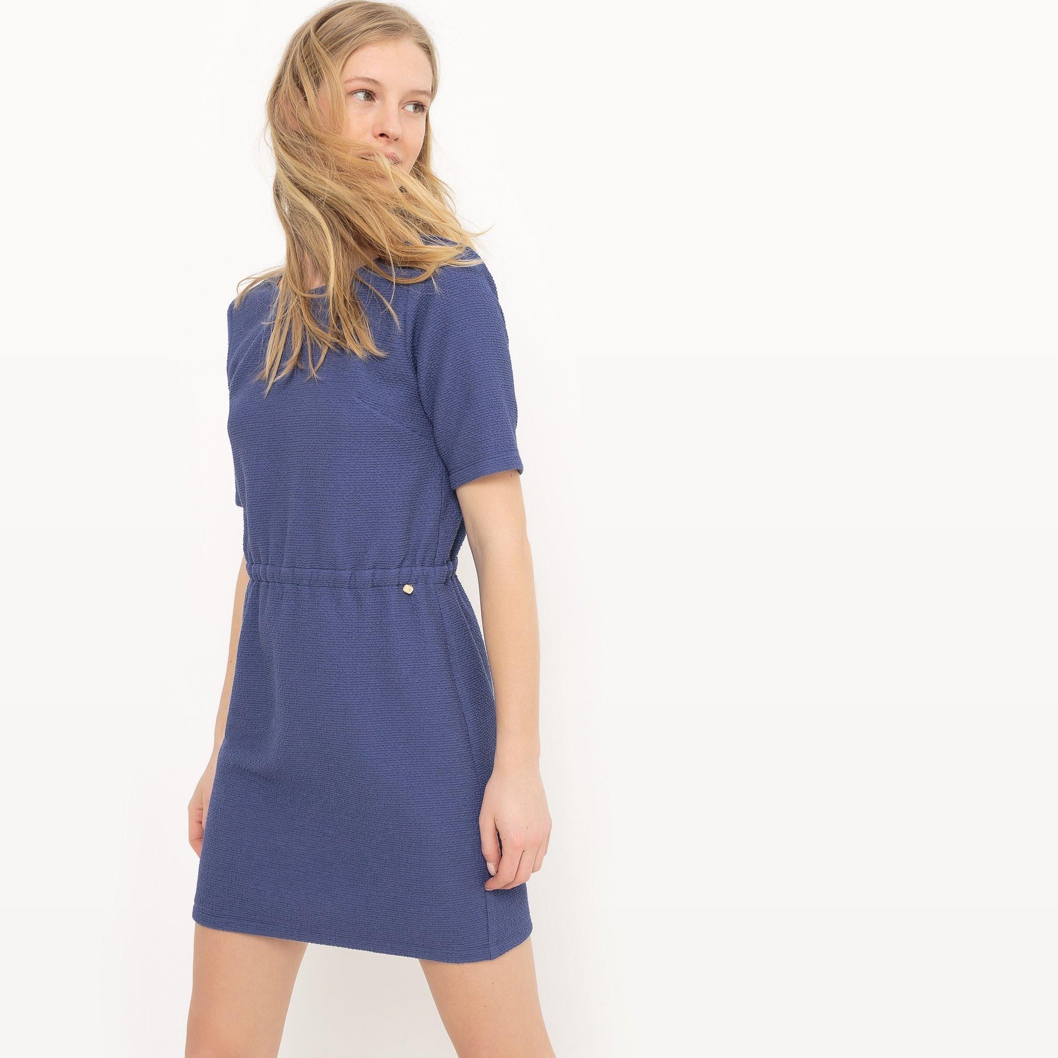 10 Top Kurzes Kleid Blau Ärmel Genial Kurzes Kleid Blau für 2019