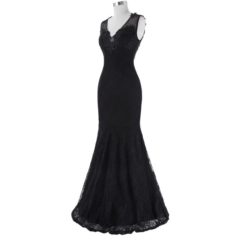 20 Luxus Abendkleid Bodenlang Schwarz Bester PreisFormal Luxus Abendkleid Bodenlang Schwarz Design