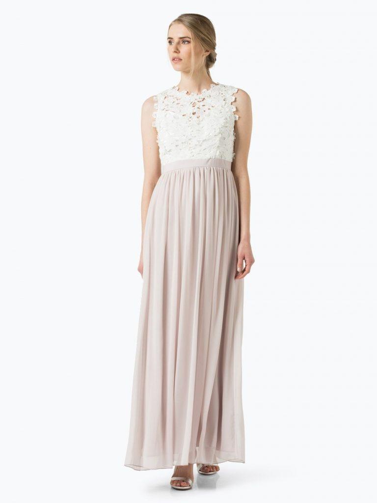 15 Schön Abendkleid Lang Taupe Stylish - Abendkleid