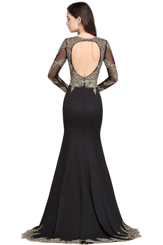 Abend Großartig Abendkleid Rückenfrei für 2019Abend Ausgezeichnet Abendkleid Rückenfrei Design