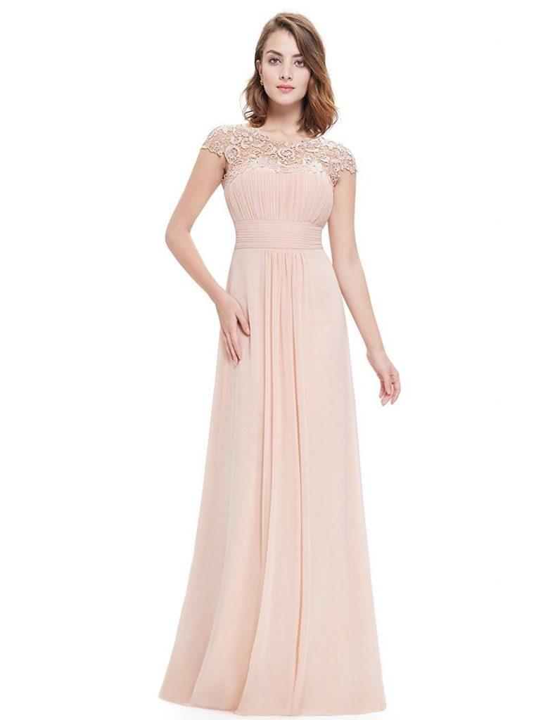 10 Schön Abendkleider Damen Lang Vertrieb - Abendkleid