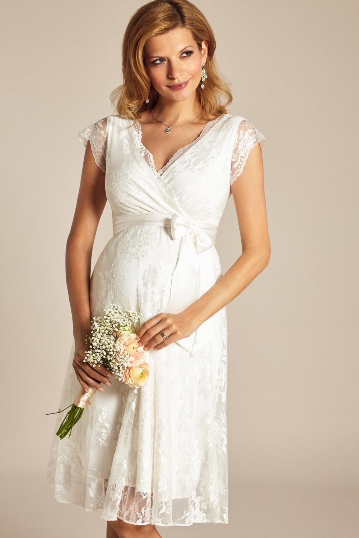 15 Kreativ Brautkleider Für Schwangere DesignFormal Großartig Brautkleider Für Schwangere Bester Preis