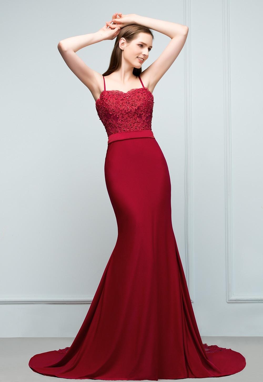 Perfekt Elegante Abendkleider Lang für 2019 Elegant Elegante Abendkleider Lang Stylish