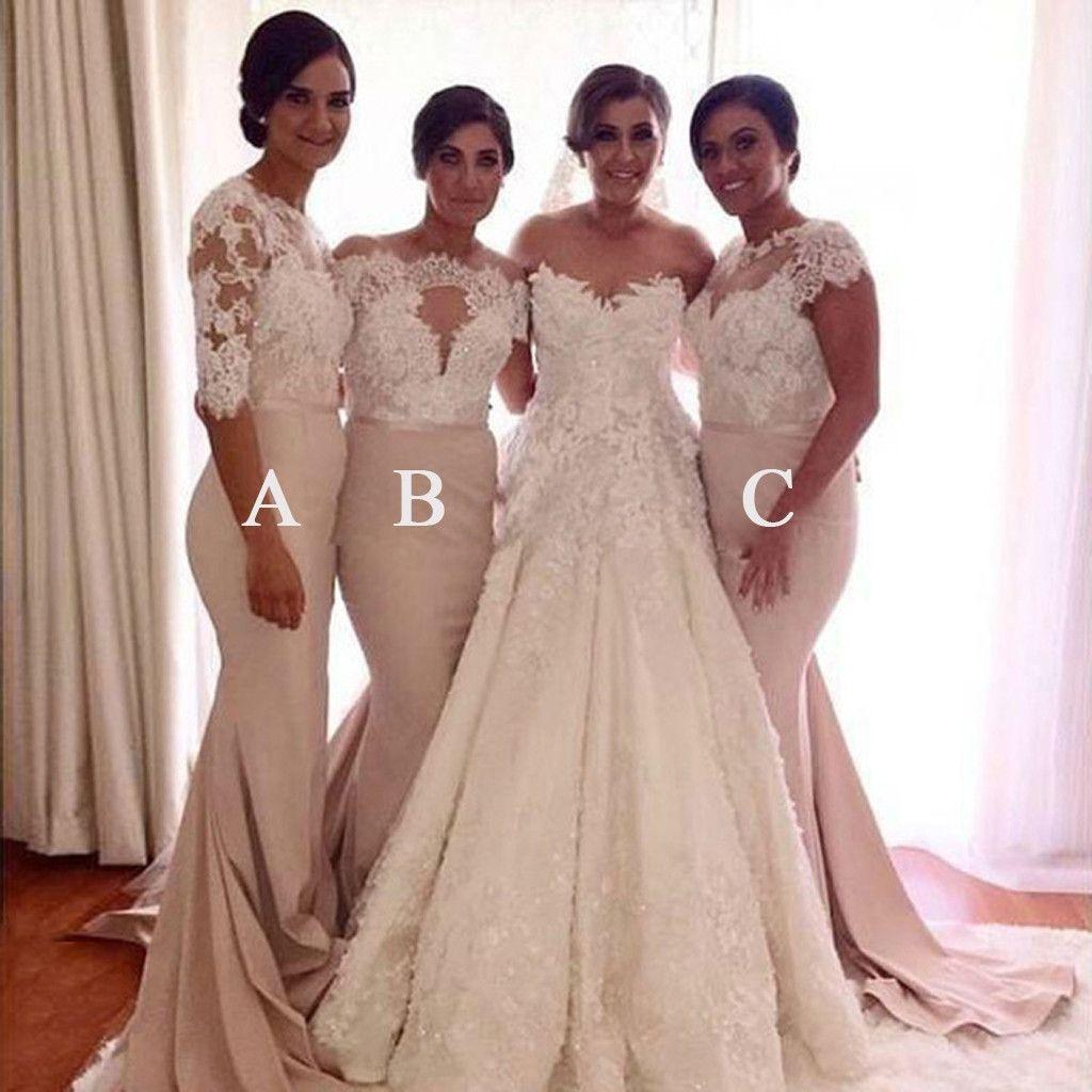 15 Coolste Kleider Für Brautjungfern Design15 Kreativ Kleider Für Brautjungfern für 2019