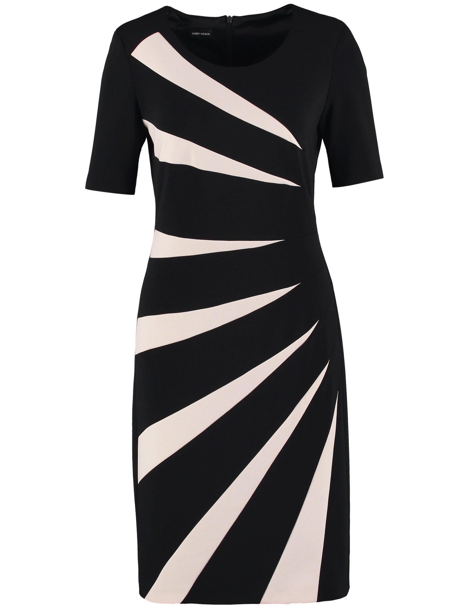 Genial Schwarz Weißes Kleid DesignFormal Leicht Schwarz Weißes Kleid Vertrieb
