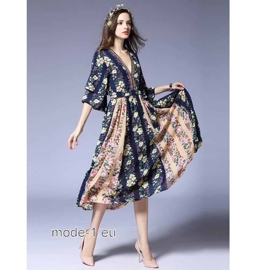 Abend Elegant Sommerkleid Langarm Boutique13 Erstaunlich Sommerkleid Langarm Boutique