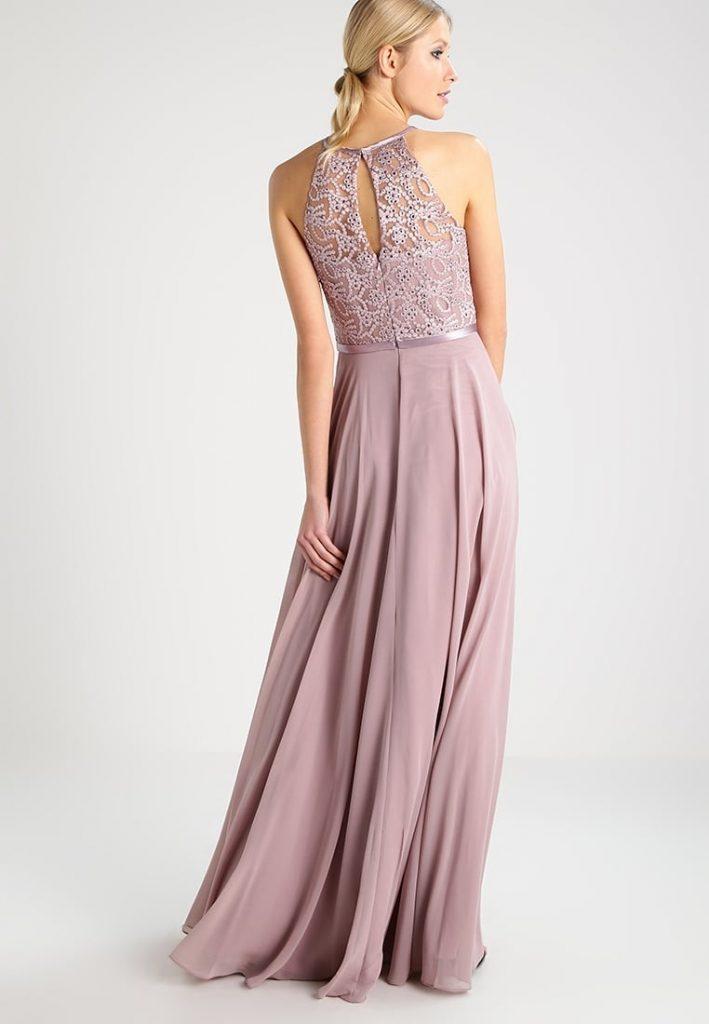 10 Spektakulär Abendkleid Lang Taupe für 2019 - Abendkleid