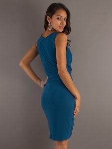 15 Schön Elegante Kleider Blau GalerieAbend Elegant Elegante Kleider Blau Boutique
