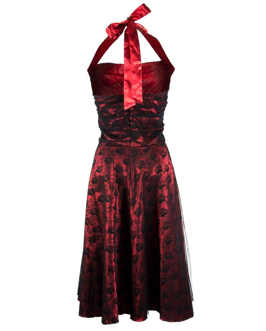 10 Schön Kleid Schwarz Rot DesignDesigner Perfekt Kleid Schwarz Rot Boutique