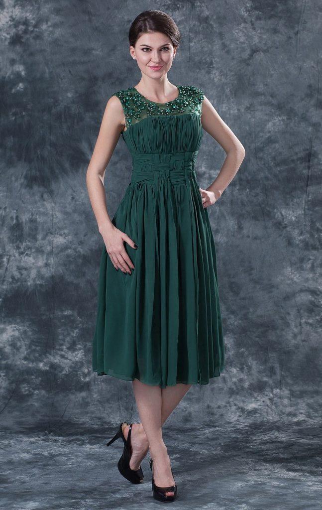 10 Top Kleider Für Die Brautmutter Ab 50 Ärmel - Abendkleid