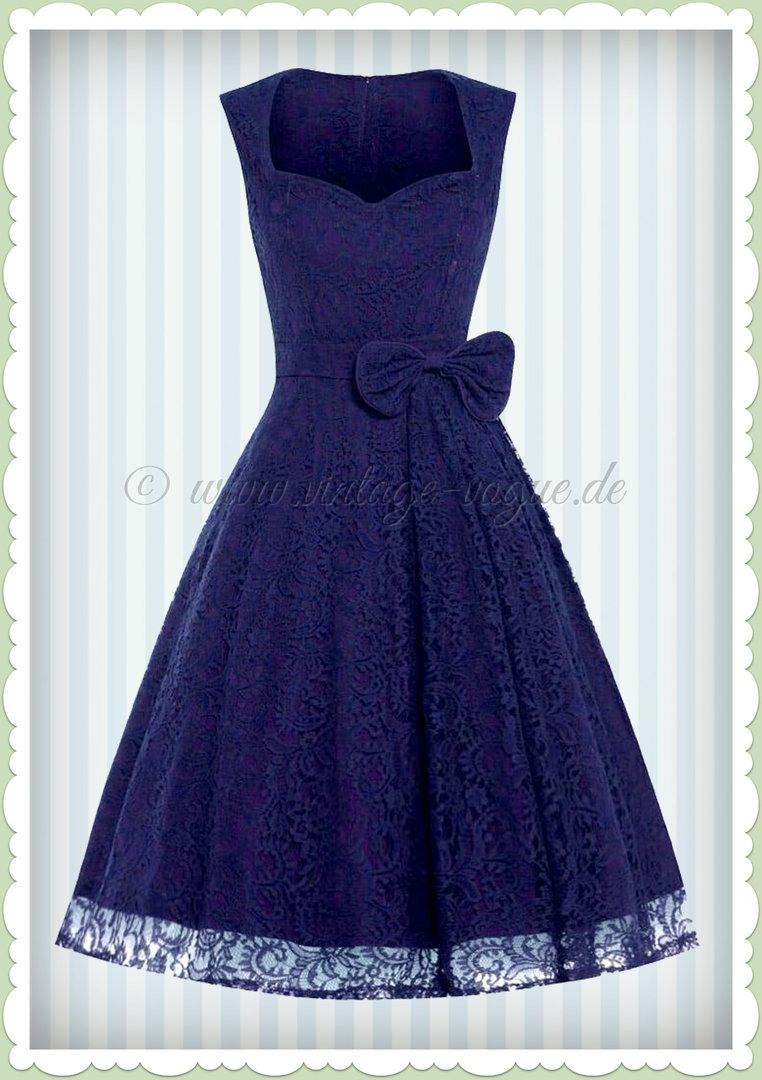 13 Erstaunlich Kleid Spitze Dunkelblau Spezialgebiet20 Einfach Kleid Spitze Dunkelblau Boutique