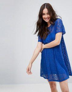 13 Schön Kleid Mit Spitze Blau SpezialgebietFormal Elegant Kleid Mit Spitze Blau Boutique