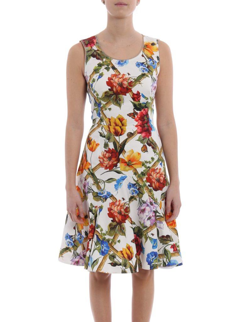 4 Cool Kleider Bunt Knielang Boutique - Abendkleid