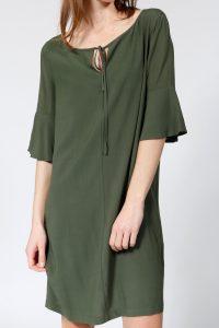 13 Großartig Kleid Olivgrün Design10 Erstaunlich Kleid Olivgrün Galerie