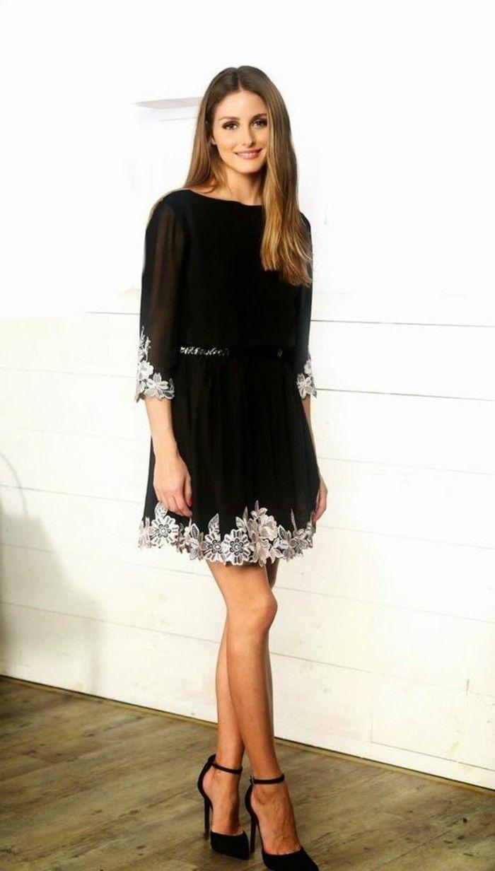 Designer Fantastisch Schickes Schwarzes Kleid Vertrieb13 Großartig Schickes Schwarzes Kleid Spezialgebiet