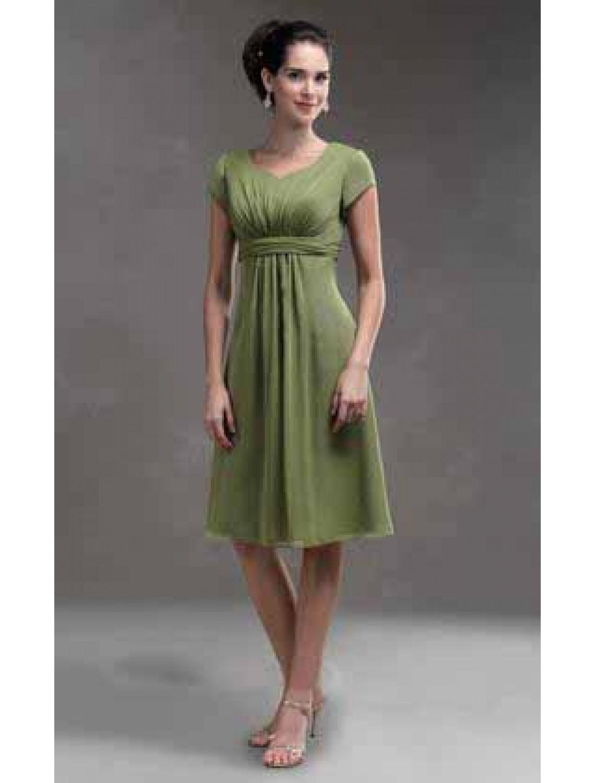 13 Coolste Grünes Kleid Knielang VertriebDesigner Erstaunlich Grünes Kleid Knielang Ärmel