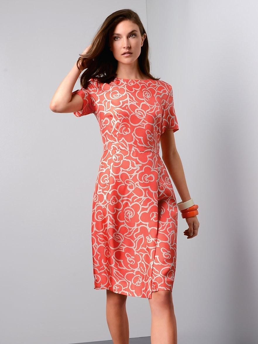 Designer Genial Kleid Koralle Boutique10 Leicht Kleid Koralle für 2019