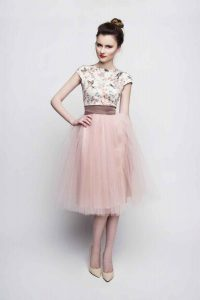 Formal Luxurius Kleid Rosa Spitze Kurz StylishAbend Cool Kleid Rosa Spitze Kurz Galerie