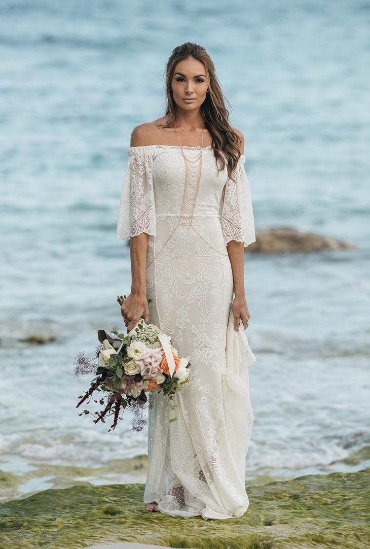 10 Großartig Strandkleid Hochzeit Boutique Elegant Strandkleid Hochzeit Vertrieb