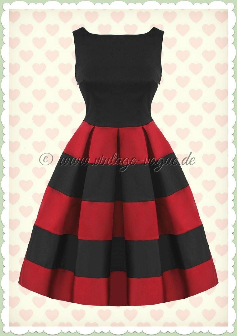 formal-top-kleid-rot-schwarz-design