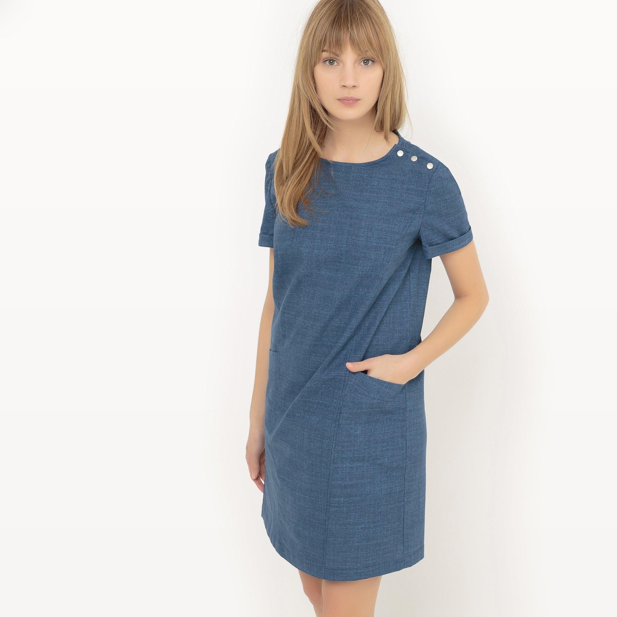 Schön Damen Kleider Baumwolle Galerie10 Elegant Damen Kleider Baumwolle Bester Preis