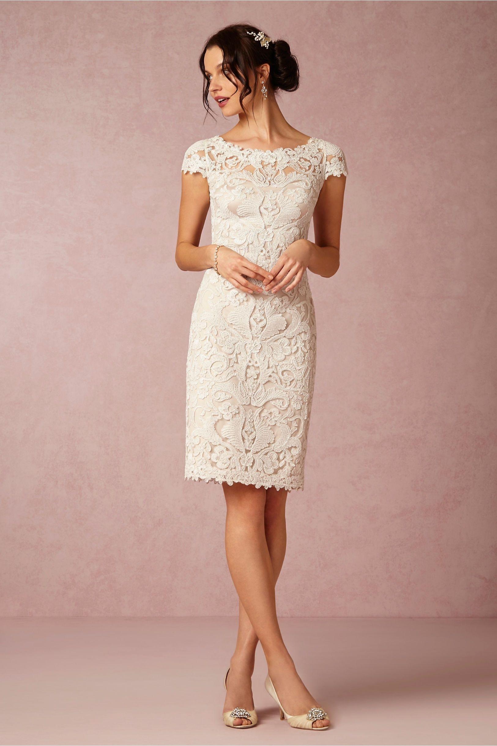 13 genial kleid kurz weiß spitze Ärmel - abendkleid