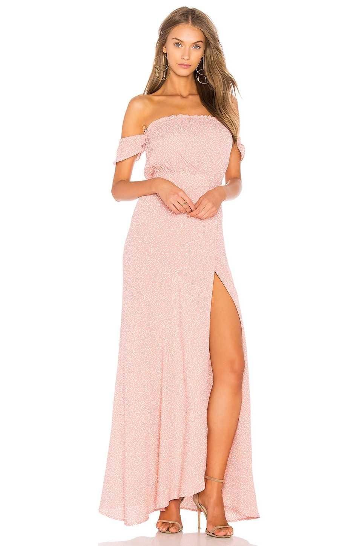 Designer Luxurius Kleid Rose Lang StylishFormal Luxus Kleid Rose Lang Design