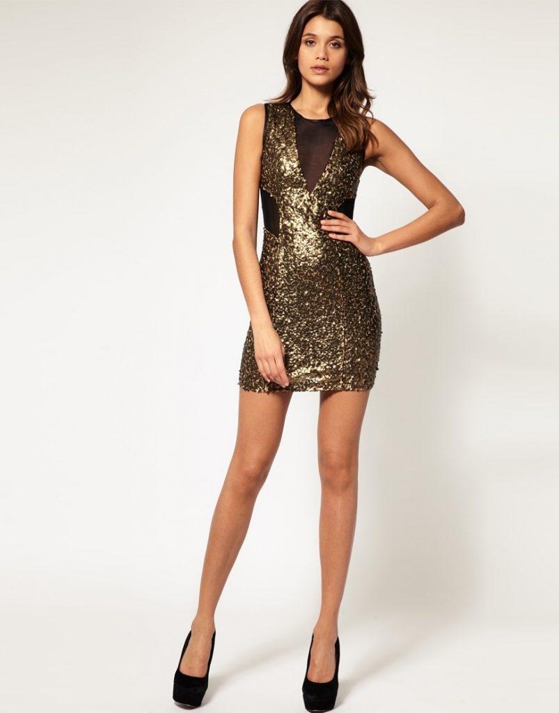 10 Genial Silvester Kleider Vertrieb - Abendkleid