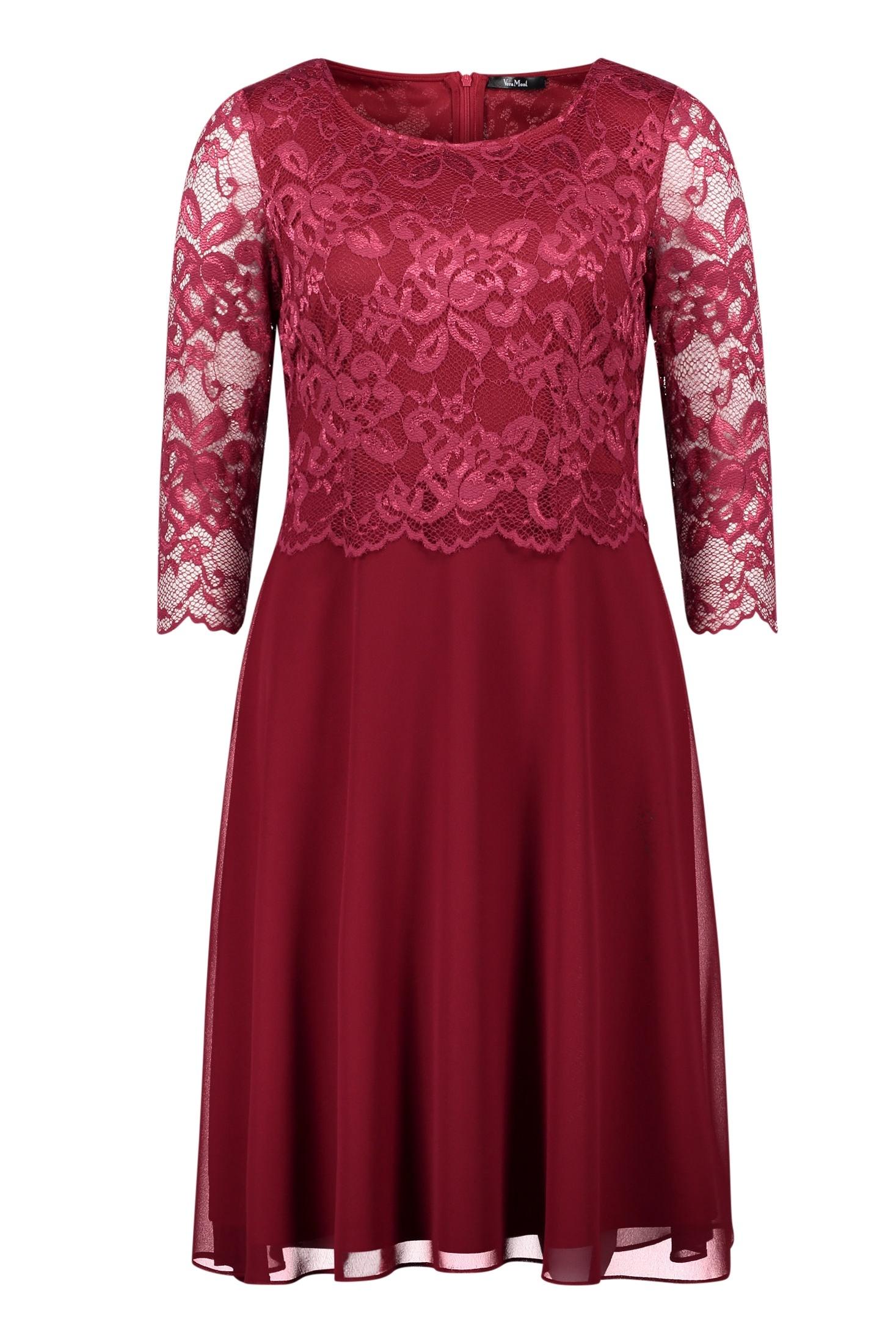 Abend Coolste Bordeaux Kleid Spitze Stylish13 Kreativ Bordeaux Kleid Spitze Boutique