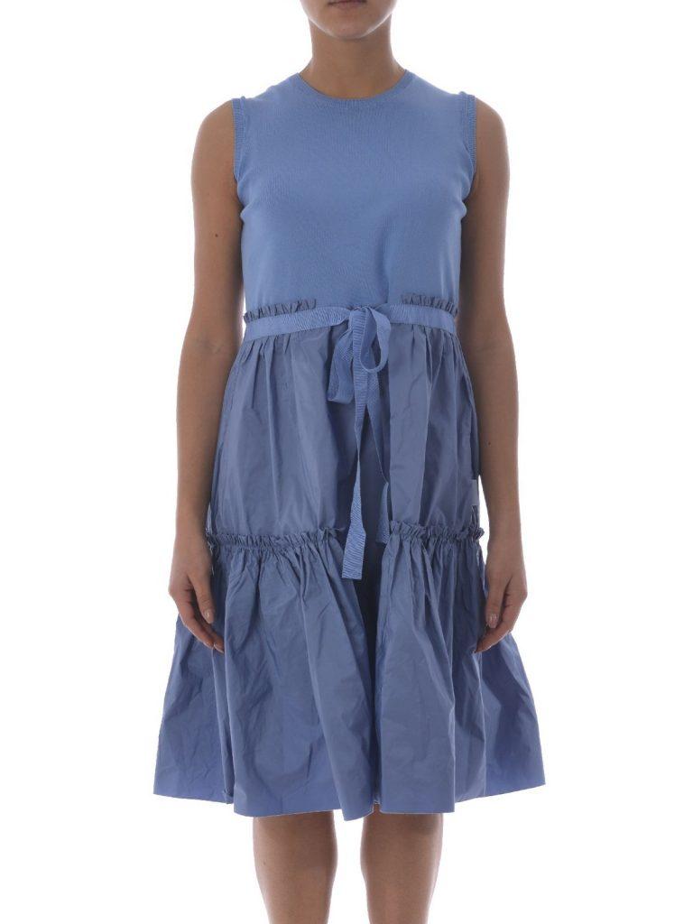 15 Großartig Kleid Hellblau Knielang für 15 - Abendkleid